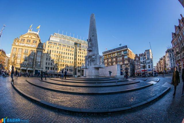 Đừng bỏ lỡ những nơi này khi tới du lịch Amsterdam - Hà Lan