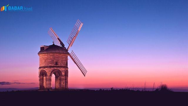 Những điều ít người biết về cối xay gió Hà Lan